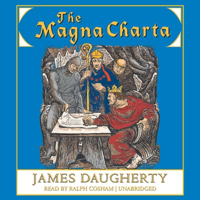 The Magna Charta by James Daugherty audiobook