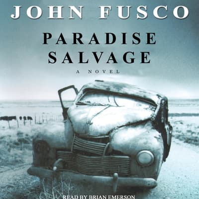 Paradise Salvage by John Fusco audiobook