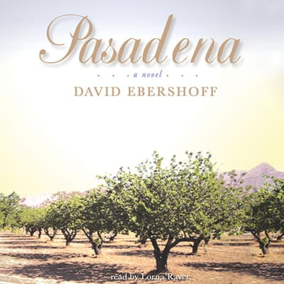 Pasadena by David Ebershoff audiobook