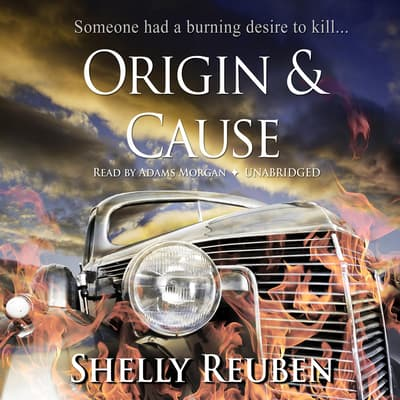 Origin and Cause by Shelly Reuben audiobook