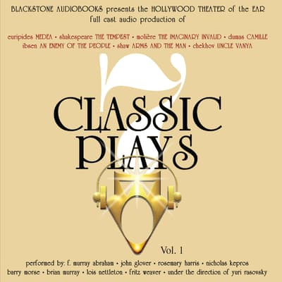 Seven Classic Plays by William Shakespeare audiobook