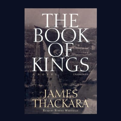 The Book of Kings by James Thackara audiobook