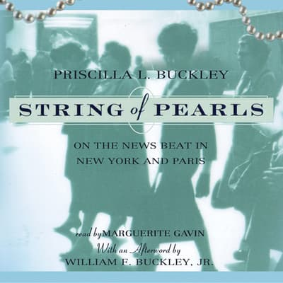String of Pearls by Priscilla Buckley audiobook