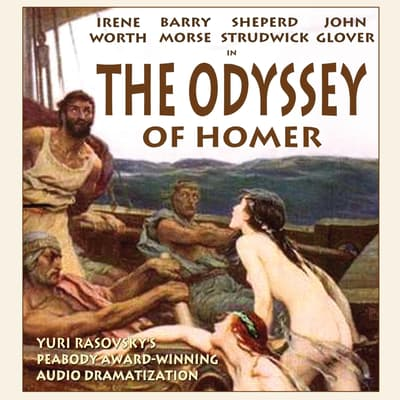 The Odyssey of Homer by Homer audiobook