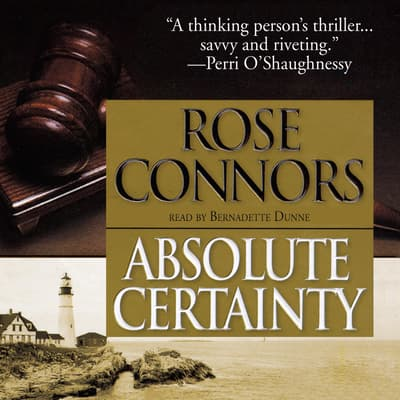 Absolute Certainty by Rose Connors audiobook