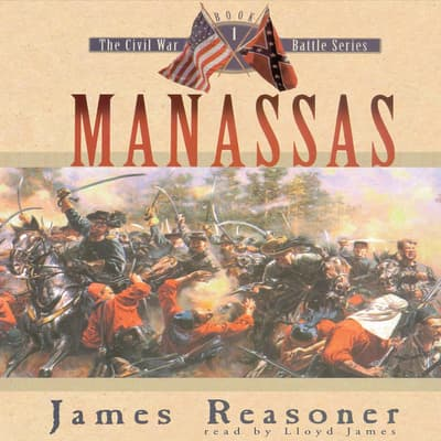 Manassas by James Reasoner audiobook