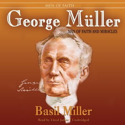 George Müller by Basil Miller audiobook