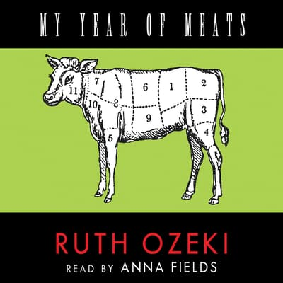 My Year of Meats by Ruth Ozeki audiobook