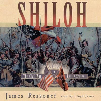 Shiloh by James Reasoner audiobook