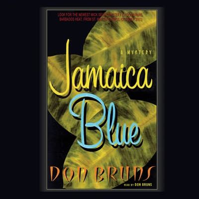 Jamaica Blue by Don Bruns audiobook