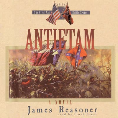 Antietam by James Reasoner audiobook