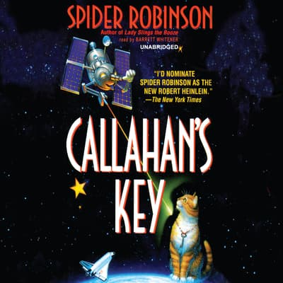 Callahan's Key by Spider Robinson audiobook