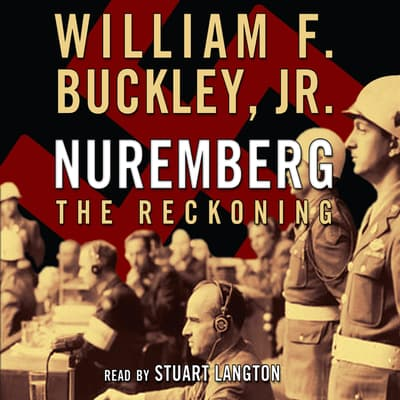 Nuremberg by William F. Buckley audiobook