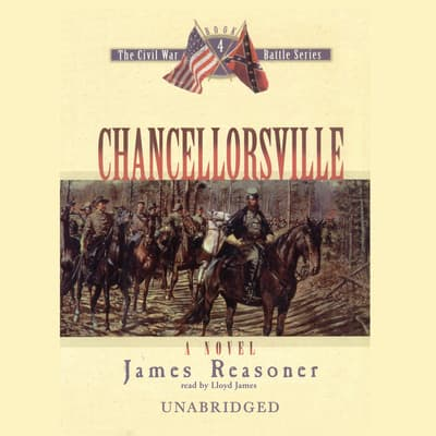 Chancellorsville by James Reasoner audiobook