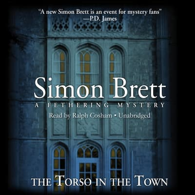 The Torso in the Town by Simon Brett audiobook