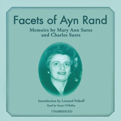Facets of Ayn Rand by Mary Ann Sures audiobook