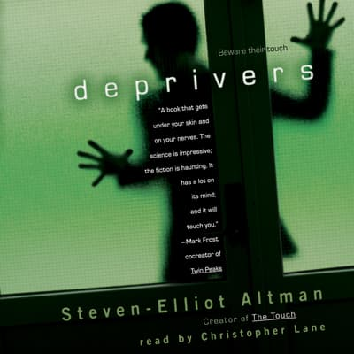 Deprivers by Steven-Elliot Altman audiobook