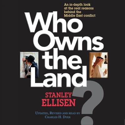 Who Owns the Land? by Stanley Ellisen audiobook