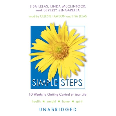 Simple Steps by Lisa Lelas audiobook
