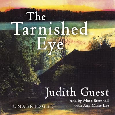 The Tarnished Eye by Judith Guest audiobook