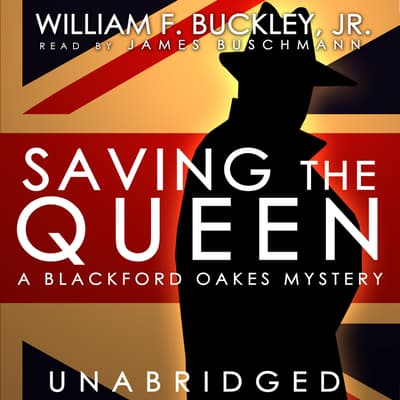 Saving the Queen by William F. Buckley audiobook