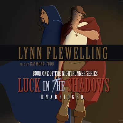 Luck in the Shadows by Lynn Flewelling audiobook