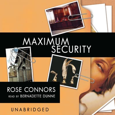 Maximum Security by Rose Connors audiobook