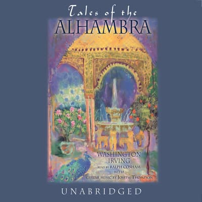 Tales of the Alhambra by Washington Irving audiobook