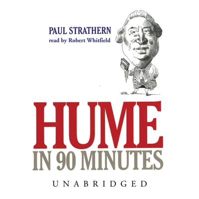 Hume in 90 Minutes by Paul Strathern audiobook