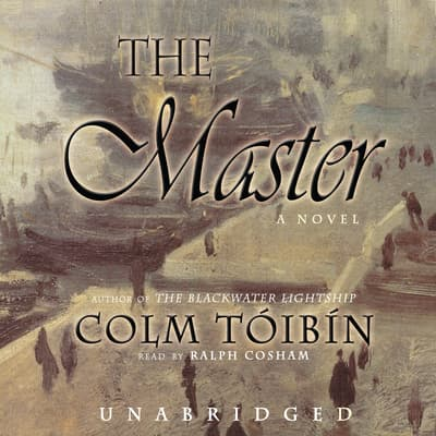 The Master by Colm Tóibín audiobook
