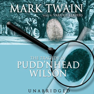 The Tragedy of Pudd'nhead Wilson by Mark Twain audiobook