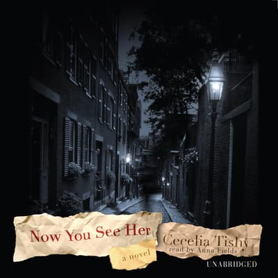 Now You See Her by Cecelia Tishy audiobook