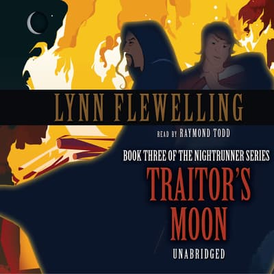 Traitor's Moon by Lynn Flewelling audiobook