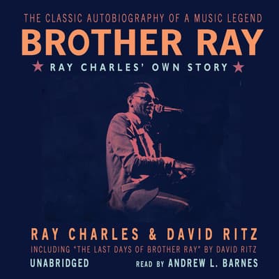 Brother Ray by Ray Charles audiobook