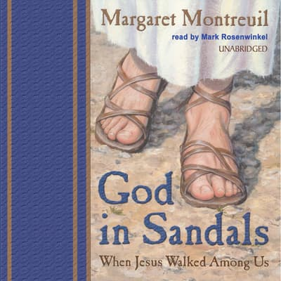 God in Sandals by Margaret Montreuil audiobook