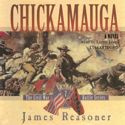Chickamauga by James Reasoner audiobook