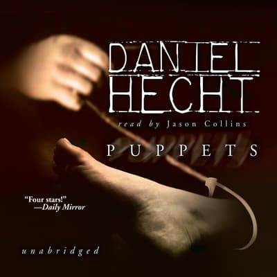 Puppets by Daniel Hecht audiobook