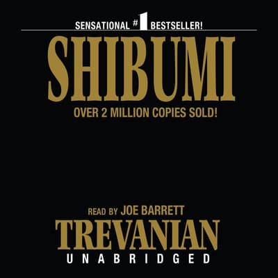 Shibumi by Trevanian audiobook