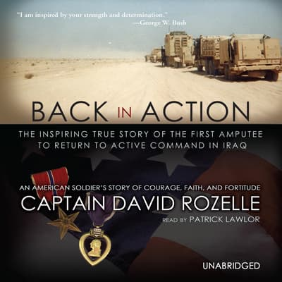 Back in Action by David Rozelle audiobook