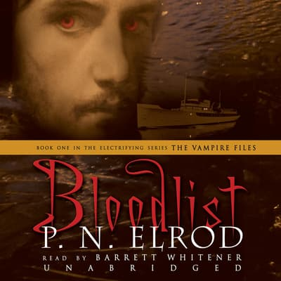 Bloodlist by P. N. Elrod audiobook