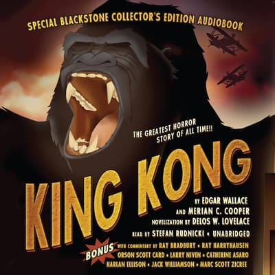 King Kong by Delos W. Lovelace audiobook