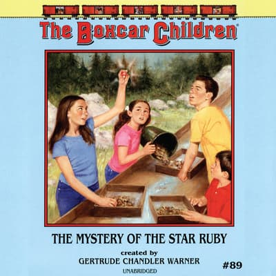 The Mystery of the Star Ruby by Gertrude Chandler Warner audiobook