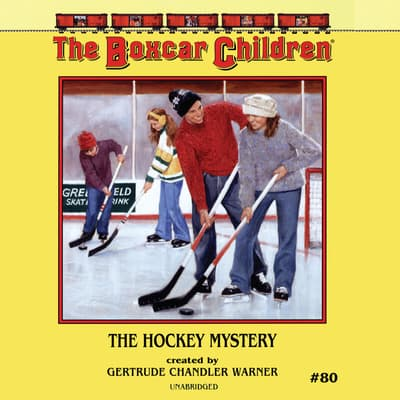 The Hockey Mystery by Gertrude Chandler Warner audiobook