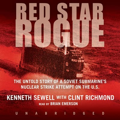 Red Star Rogue by Kenneth Sewell audiobook