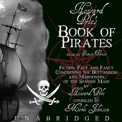 Howard Pyle's Book of Pirates by Howard Pyle audiobook