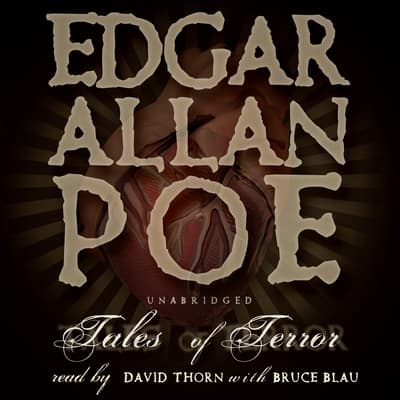 Tales of Terror by Edgar Allan Poe audiobook