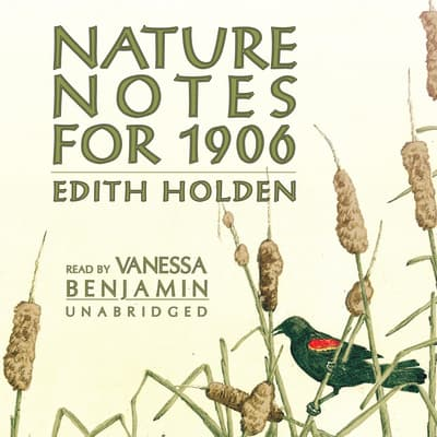 Nature Notes for 1906 by Edith Holden audiobook