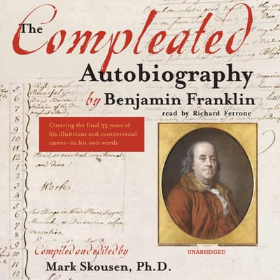 The Compleated Autobiography by Benjamin Franklin audiobook