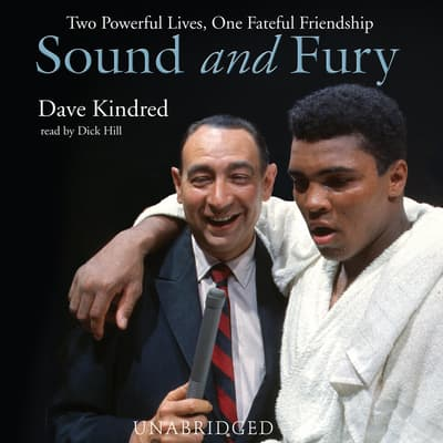 Sound and Fury by Dave Kindred audiobook