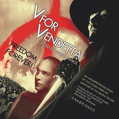 V for Vendetta by Steve Moore audiobook
